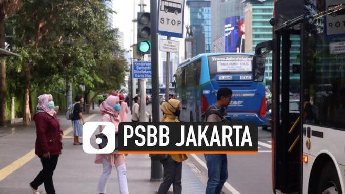 VIDEO: Anies Kembali Perpanjang PSBB Jakarta hingga 4 Juni 2020