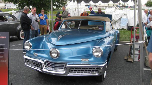 The Tucker Convertible resurfaces, along with its controversy: Flickr photo of the day