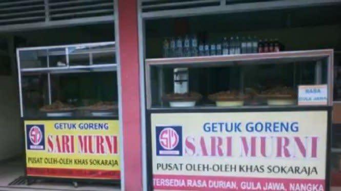 Getuk Goreng Sari Murni Sokaraja, Oleh-oleh Khas Banyumas