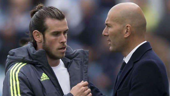Kejamnya Real Madrid, Copot Nomor Bale Sebelum Gabung Spurs