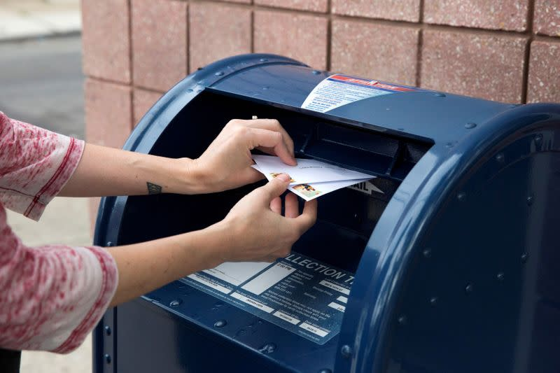 U.S. House to vote on $25 billion postal infusion, mail-in ballot safeguards