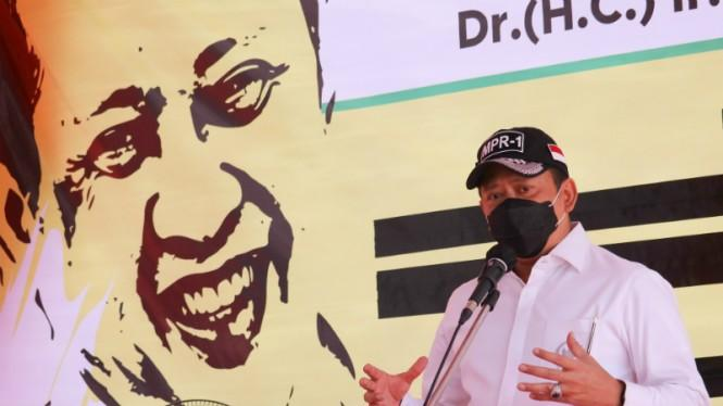 Ketua MPR Sayangkan Minimnya Kampanye Daring Calon Kepala Daerah