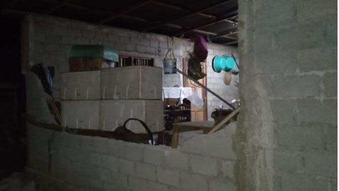 6 Rumah di Ternate Rusak Akibat Gempa Magnitudo 7,1