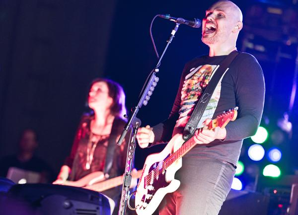 Billy Corgan Says Soundgarden Among Acts 'Back Only to Make Money'