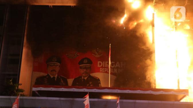 Jaksa Agung soal Kebakaran Kejaksaan Agung: Ini Cagar Budaya, Tak Bisa Direnovasi