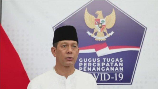 Letjen TNI Doni Monardo Dapat Gelar Doktor Honoris Causa IPB