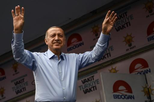 President Recep Tayyip Erdogan is facing a real challenge in Turkey's most fiercely contested elections in years