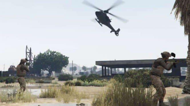 Black Hawk Jatuh, 2 Pasukan Khusus Amerika Tewas Mengenaskan