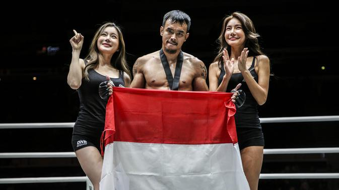 "Rudy ""The Golden Boy"" Agustian (One Championship)"