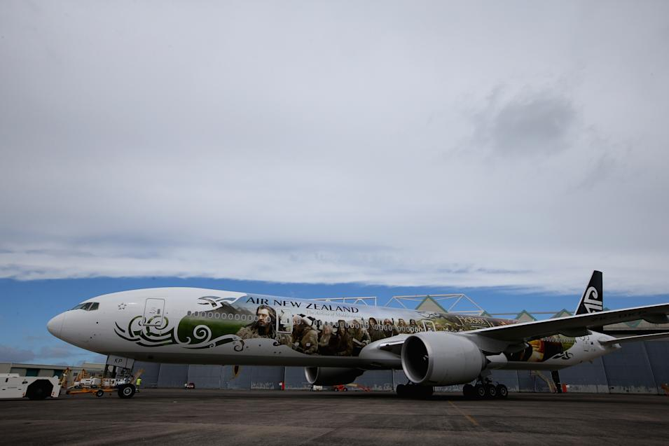 """New Zealand Prepares For """"The Hobbit: An Unexpected Journey"""" World Premiere"""
