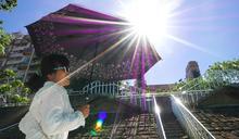 好熱!台北37.1度今年入秋最高溫