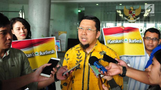 Ketua Komisi II Minta KPU Bawalu Lebih Tegas Terapkan Protokol Kesehatan