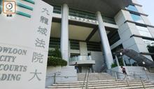 廚師理大天橋示威 脫襲警罪認扔圍欄囚半年