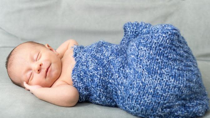 Ilustrasi bayi. (Bola.com/Pixabay)