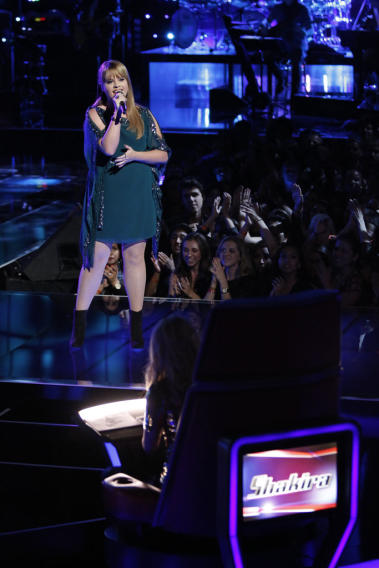 The Voice - Episode 414