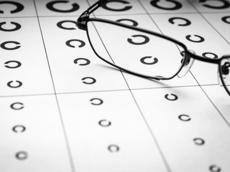 壞習慣4  未定期檢查視力