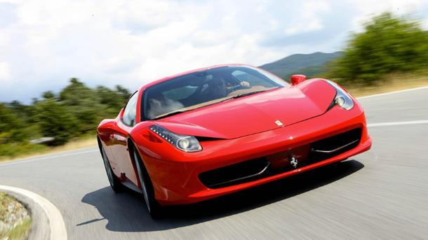 Ferrari owner in Japan arrested after posting video of his high-speed run