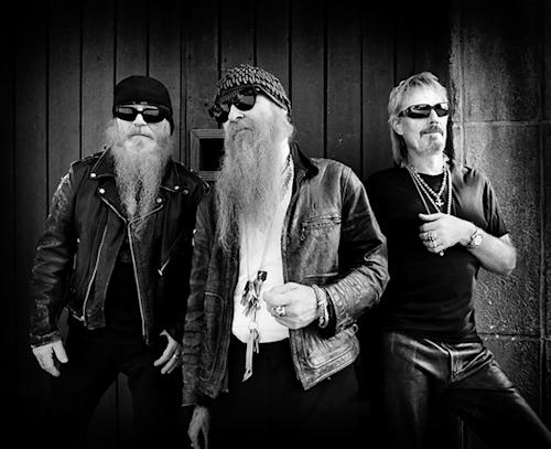 Song Premiere: ZZ Top, 'Chartreuse'
