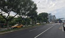 北市內湖區民權東路六段路面更新 提升周邊交通舒適感