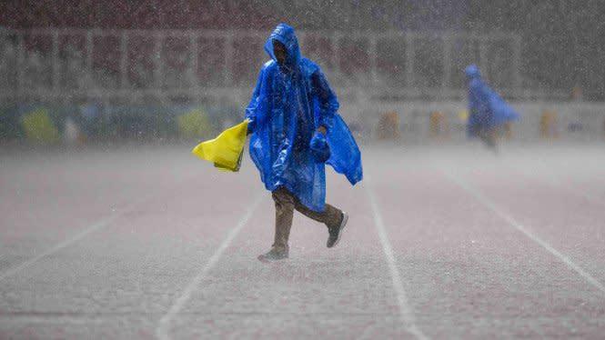 Waspada Hujan Lebat dan Angin Kencang di Bogor, Bekasi dan Depok
