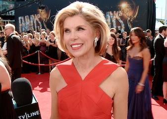 Video: The Good Wife's Christine Baranski Previews the 'Alicia-gate' Blow-Up