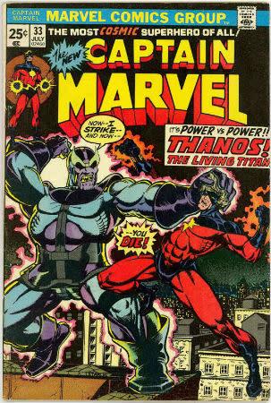 Captain Marvel Vol 1, 33