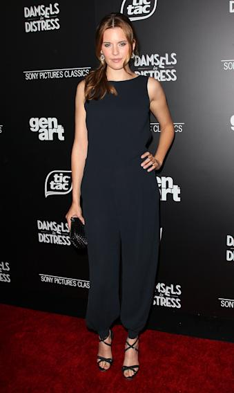 "Premiere Of Sony Pictures Classics' ""Damsels In Distress"" - Arrivals"