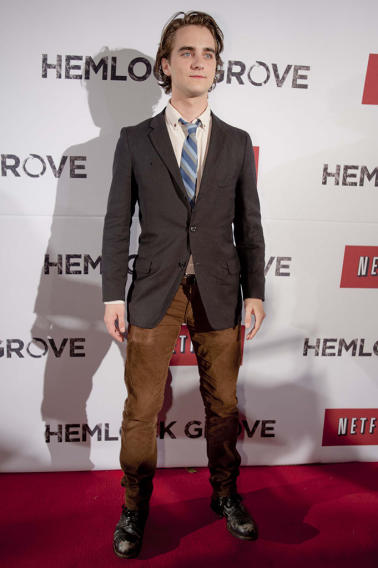 """Hemlock Grove"" Mexico City Premiere"