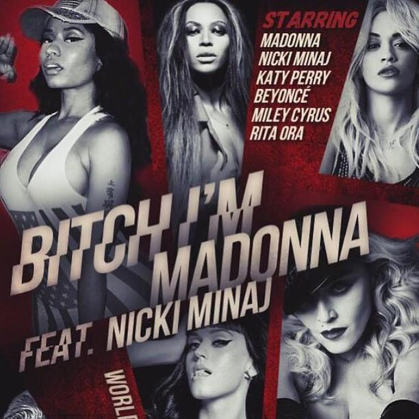 New 'Bad Blood'?! Katy Perry, Beyonce & Nicki Minaj to Appear in Madonna's Video