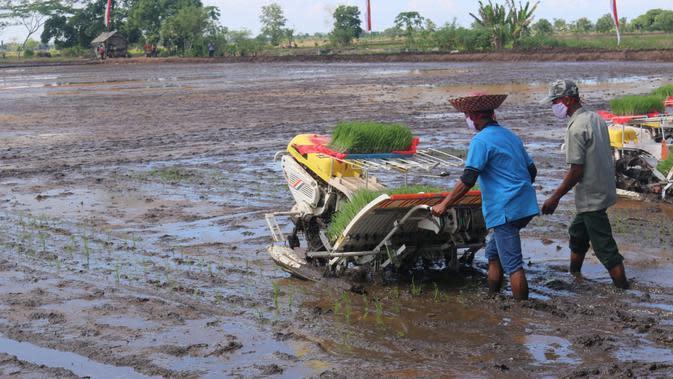 Perkuat Kelembagaan Petani, Kementan Dukung ProPaktani Guna Perbaikan Aspek Manajemen