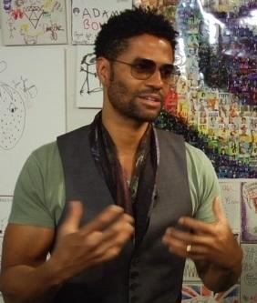 Eric Benet Glad To Have Final Say With Own Label