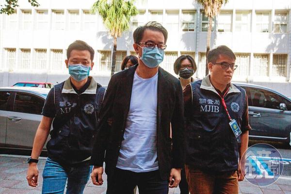 身兼統領百貨總經理的李恆隆外甥翁華利(圖)幫忙行賄立委,遭檢方諭知以200萬元交保。