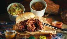 每天醃肉、果樹柴烤27小時 美式烤肉漢堡的硬派堅持