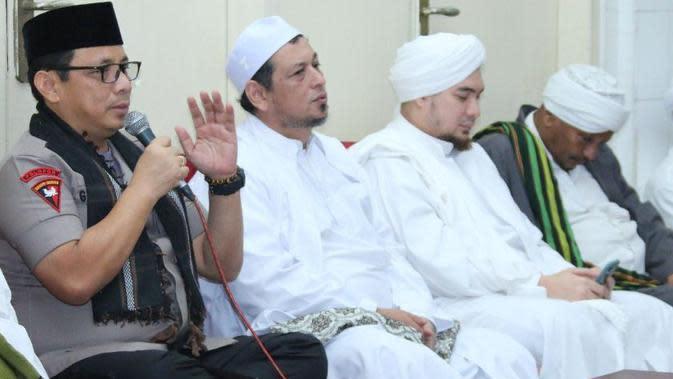 Datangi Majelis Al Habsyi, Wakapolri: Merekatkan Bhineka Tunggal Ika Tugas Bersama