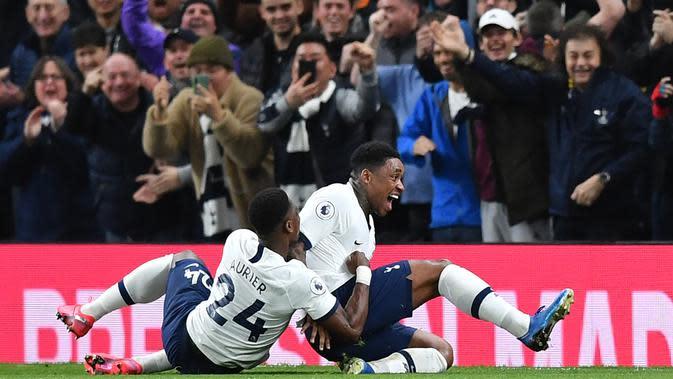 Steven Bergwijn (Tottenham Hotspur) (AFP/Ben Stansall)