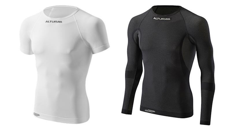 best cycling base layers - altura thermocool