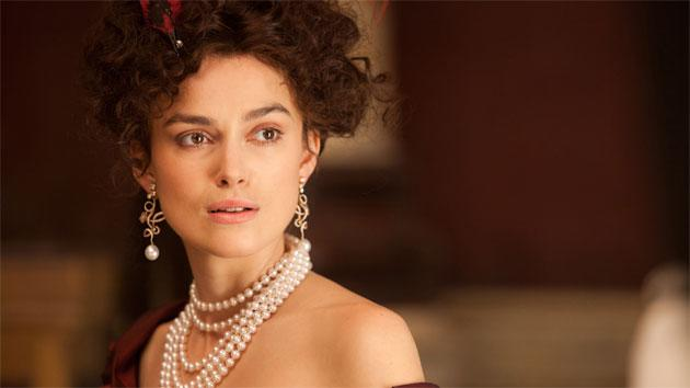 "Keira Knightley talks going dark in ""Anna Karenina"" and entering the light with Chris Pine in ""Jack Ryan"""