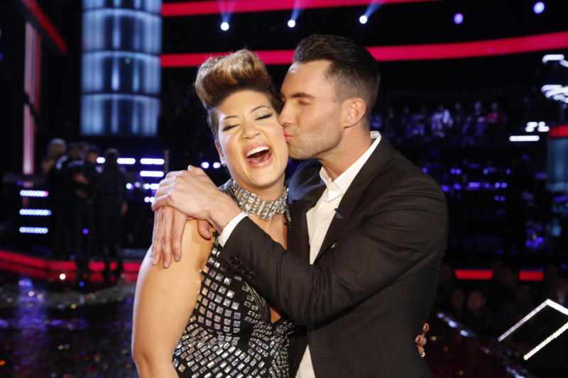 ICYMI: 'The Voice' Winner Tessanne Chin Released an Album This Week