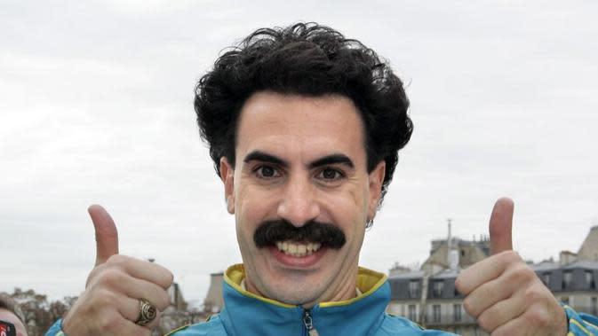 Film Borat (AFP)