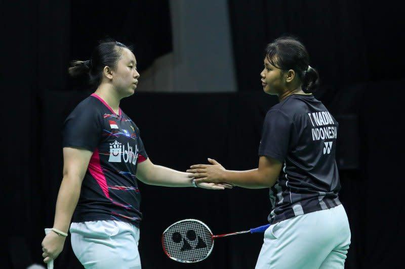 Melani/Tryola jadi penentu kemenangan Rajawali atas Harimau