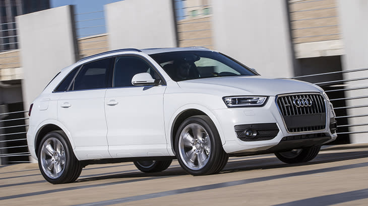 2015 Audi Q3 comes fashionably late to the luxury small SUV party