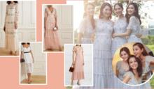 【2千有找】BLACK FRIDAY大減價熱潮!半價網購明星愛穿的人氣結婚晚裝、姊妹裙!