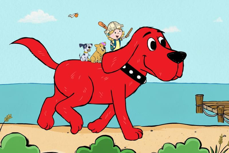 TV Clifford Reboot