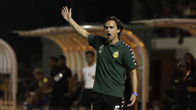 Jelang Bhayangkara FC Vs Persija, Paul Munster Puji Kekuatan Macan Kemayoran