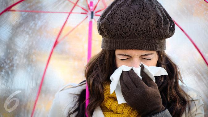 Pneumonia Jamur (iStockphoto)