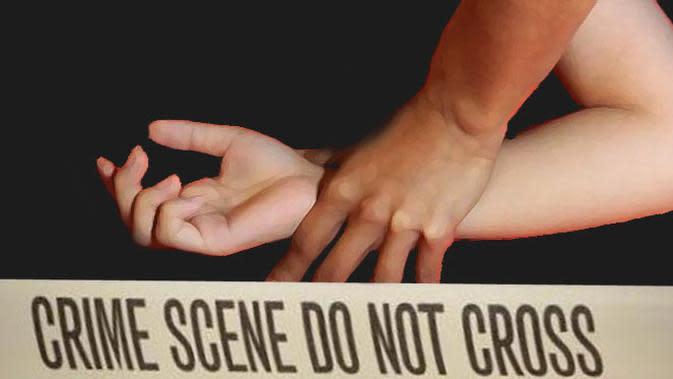 Ilustrasi Korban Pemerkosaan