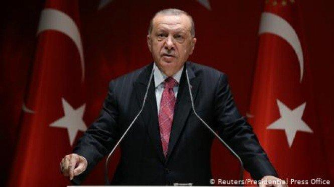 Erdogan Desak Uni Eropa Netral dalam Konflik Turki dengan Yunani