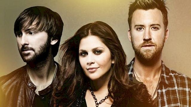 Lady Antebellum Greater Than 'Gatsby' on U.S. Album Chart