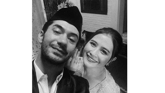 Prilly Latuconsina dan Reza Rahadian (Sumber: Instagram/prillylatuconsina96)