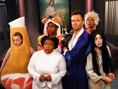 'Community' Doing Puppet Episode, Because There's Nothing Else Left